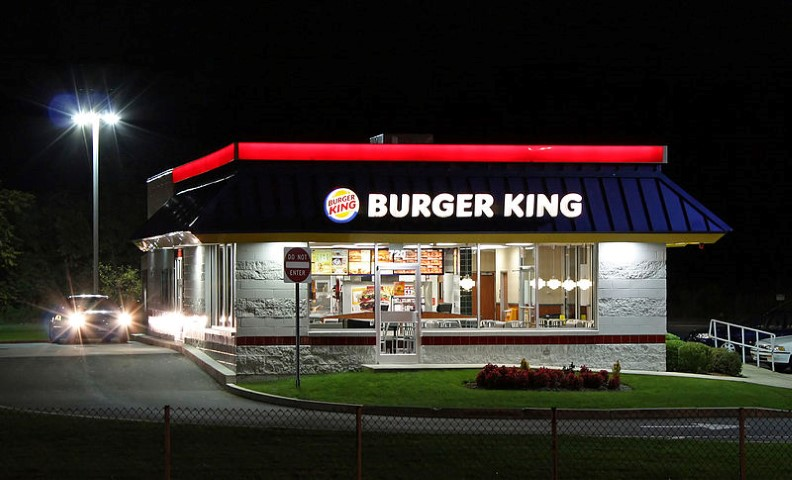 Burger King Filiale