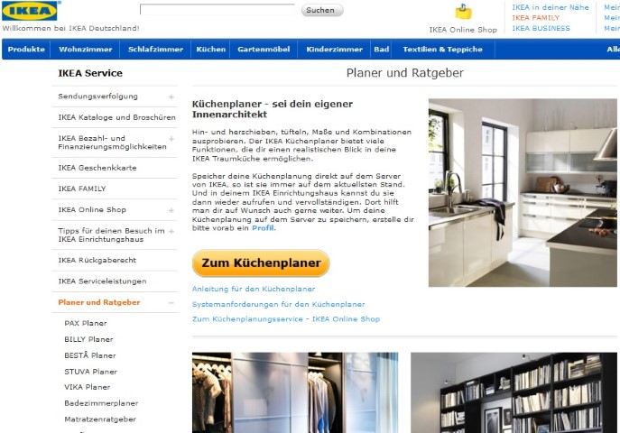 ikea katalog k chenplaner von ikea und mehr. Black Bedroom Furniture Sets. Home Design Ideas