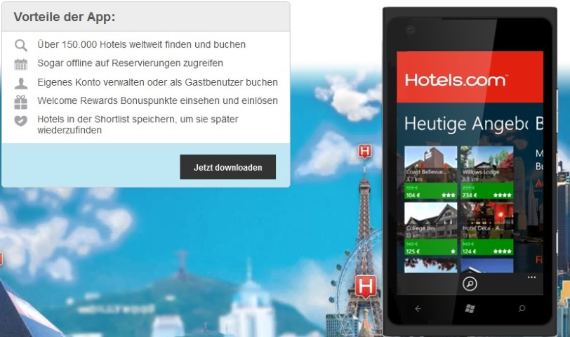 Hotels App (Small)