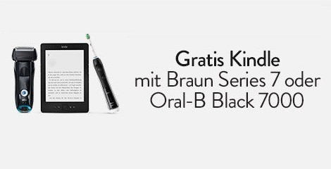 Gratis Kindle bei Amazon